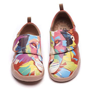 HELLO, LION Animal Design Painted Kids Casual Shoes - AUE UIN FOOTWEAR