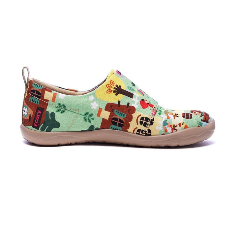 LE VILLAGE Kid - AUE UIN FOOTWEAR