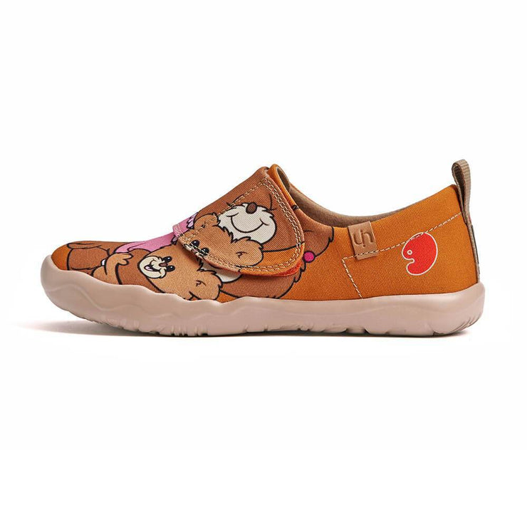 UIN Footwear Kid LITTLE BEAR Kid Canvas loafers