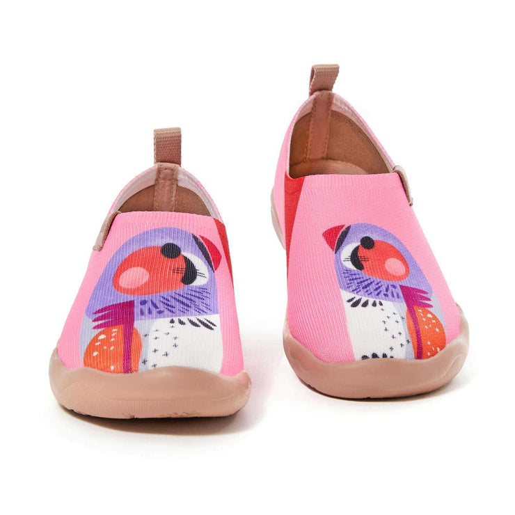 UIN Footwear Kid Lovebird Kid Canvas loafers