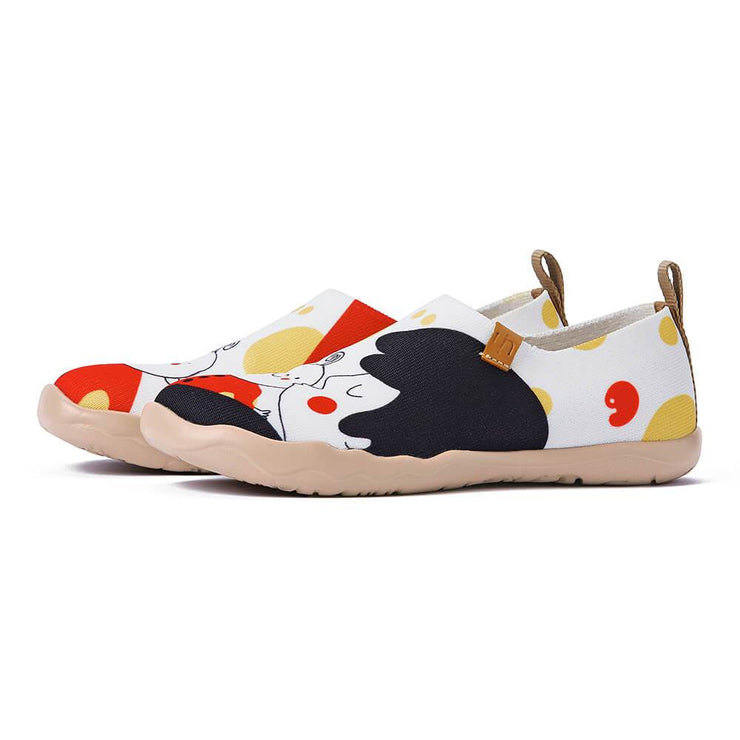 UIN Footwear Kid Oh My Babe Kid Canvas loafers