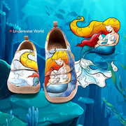 UNDERWATER WORLD Kid - AUE UIN FOOTWEAR