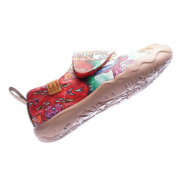 UNICORN Kid Microfiber Leather Shoes - AUE UIN FOOTWEAR