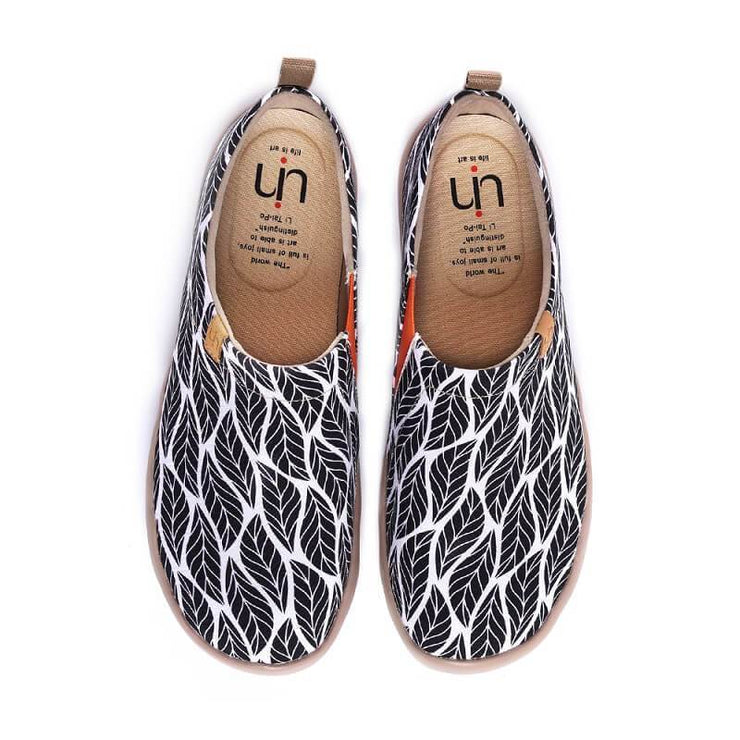 BEYOND THE SHADOW Men Canvas Shoes - AUE UIN FOOTWEAR