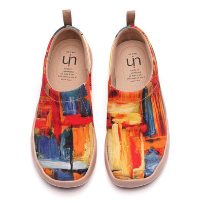 COLOR ZONE Men Canvas Shoes - AUE UIN FOOTWEAR