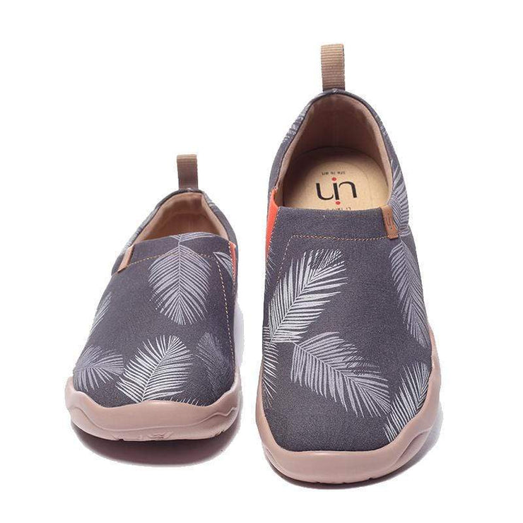 FOLLOW YOUR FREEDOM Men Canvas Shoes - AUE UIN FOOTWEAR