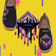 I Louvre You I - AUE UIN FOOTWEAR