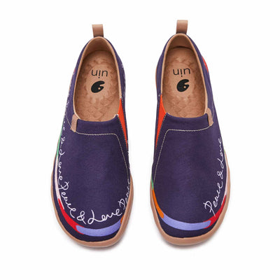 UIN Footwear Men Ideal Nation Men Canvas loafers