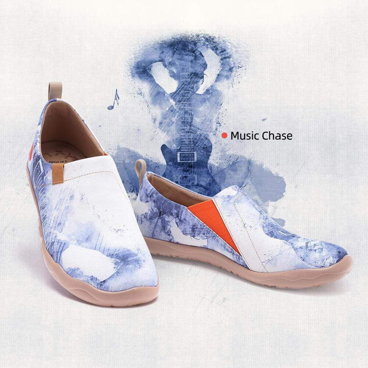 Music Chase - AUE UIN FOOTWEAR