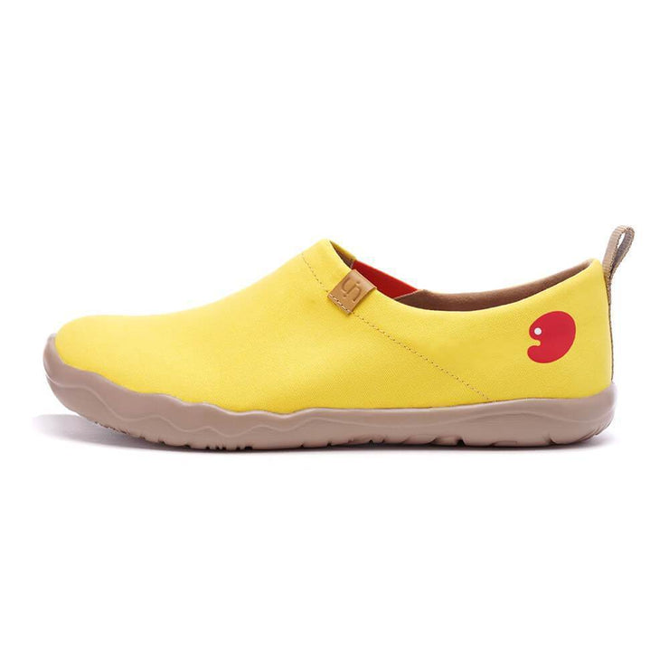 Toledo Yellow - AUE UIN FOOTWEAR