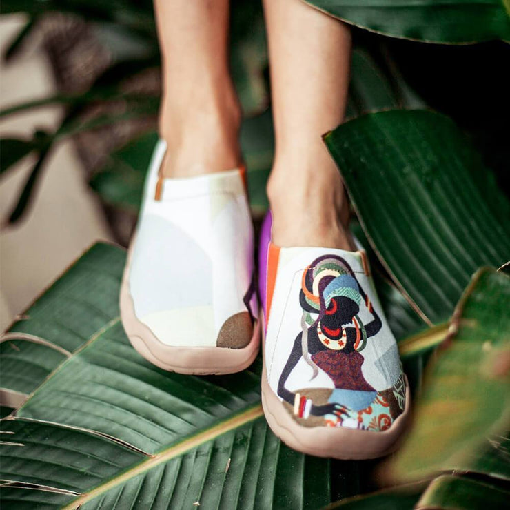 AFRICAN BEAUTY Women Slip-on Shoes - AUE UIN FOOTWEAR