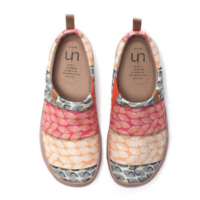 BODHI LEAF Multicolored Women Canvas Slip-on Shoes - AUE UIN FOOTWEAR