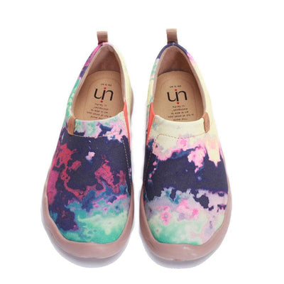 DREAM ABSTRACT Art Shoes for Ladies - AUE UIN FOOTWEAR