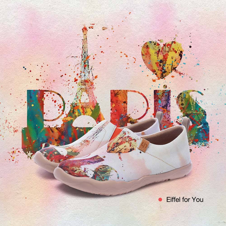 Eiffel for You - AUE UIN FOOTWEAR