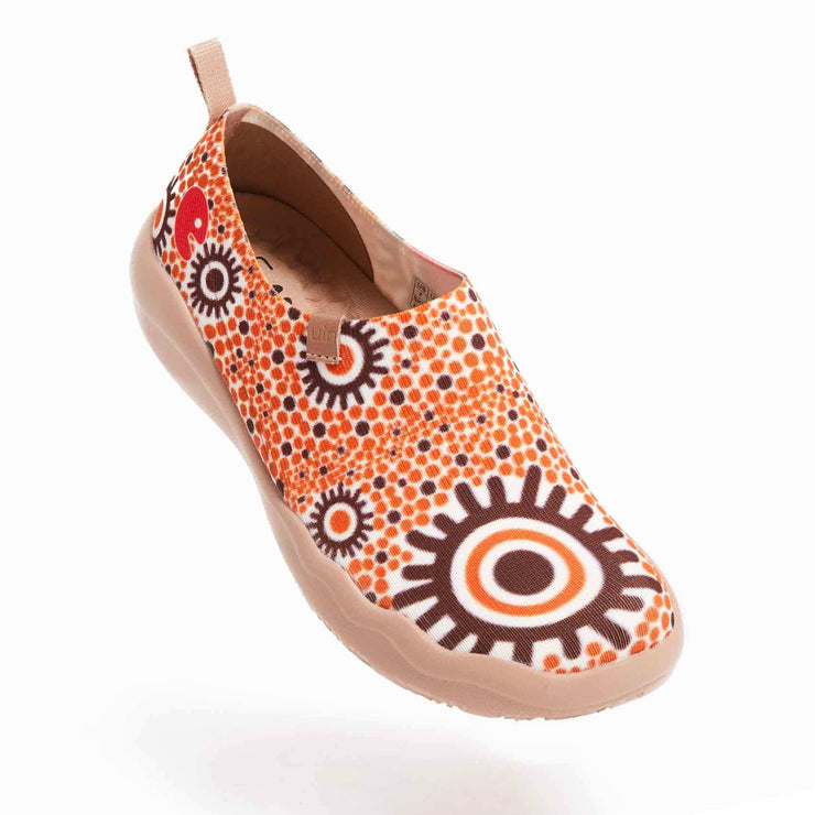 UIN Footwear Women Oceania's Vibe Women Canvas loafers