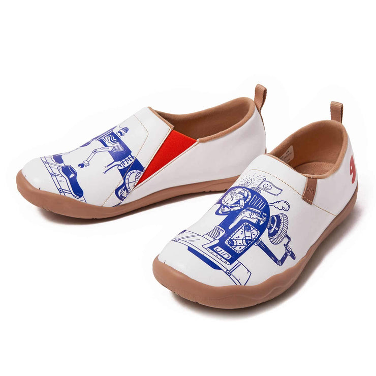 UIN Footwear Women Viva uin Canvas loafers