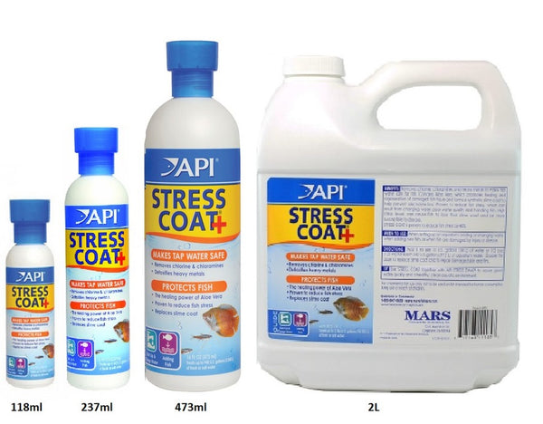 API STRESS COAT 473ML, 237ML, 118ML