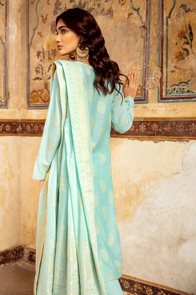 Gul Ahmed 3 PC Unstitched Jacquard Suit MJ-32 A