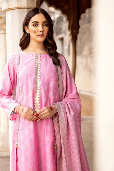 Gul Ahmed 3 PC Unstitched Jacquard Suit MJ-37 A
