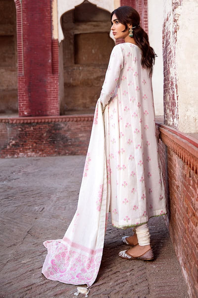 Gul Ahmed 3 PC Unstitched Jacquard Suit MJ-43