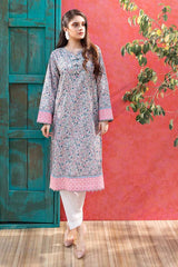 Gul Ahmed 1PC Unstitched Lawn Shirt SL-755