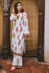 Gul Ahmed 1PC Unstitched Lawn Shirt SL-789