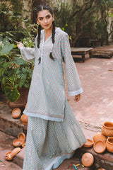 Gul Ahmed 1PC Unstitched Lawn Shirt SL-815