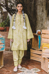 Gul Ahmed 1PC Unstitched Lawn Shirt SL-820