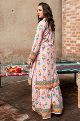 Gul Ahmed 1PC Unstitched Lawn Shirt SL-803