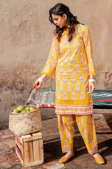 Gul Ahmed 1PC Unstitched Lawn Shirt SL-802