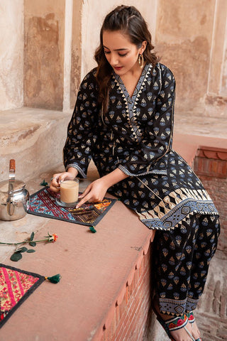 Gul Ahmed 1PC Unstitched Lawn Shirt SL-806