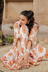 Gul Ahmed 1PC Unstitched Lawn Shirt SL-805