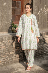 Gul Ahmed 1PC Unstitched Lawn Shirt SL-808