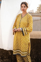 Gul Ahmed 1PC Unstitched Lawn Shirt SL-801