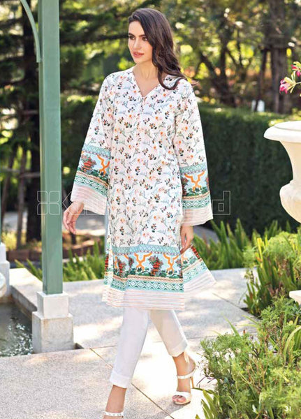 Unstitched Kurties GA20BGC SL-706 - Spring / Summer Collection