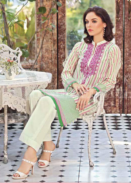 Unstitched Kurties GA20BGC SL-779 - Spring / Summer Collection