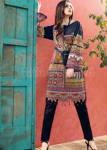 Unstitched Kurties GA20BGC SL-791 - Spring / Summer Collection