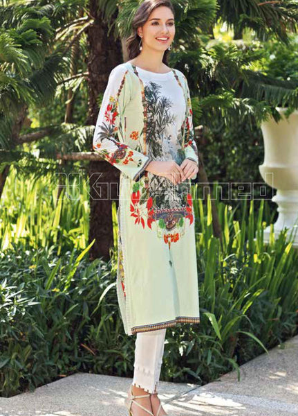 Unstitched Kurties GA20BGC SL-793 - Spring / Summer Collection