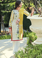 Unstitched Kurties GA20BGC SL-809 - Spring / Summer Collection