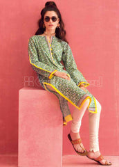 Unstitched Kurties GA20BGC SL-822 - Spring / Summer Collection