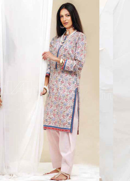Unstitched Kurties GA20BGC SL-830 - Spring / Summer Collection