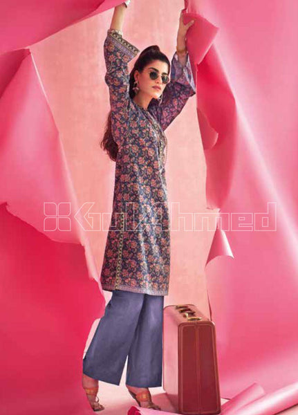 Unstitched Kurties GA20BGC SL-834 - Spring / Summer Collection