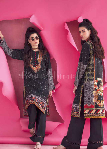 Unstitched Kurties GA20BGC SL-868 - Spring / Summer Collection