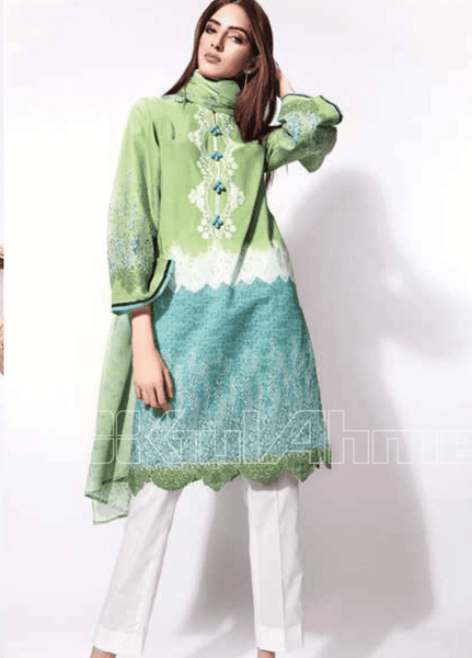 Unstitched 2 Piece GA20BGC TL-264A - Spring / Summer Collection