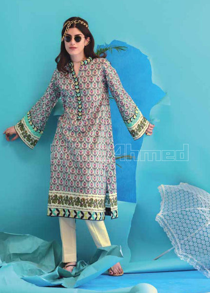 Unstitched 2 Piece GA20BGC TL-273 - Spring / Summer Collection