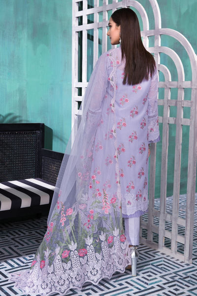 Gul Ahmed 3 PC Unstitched Swiss Voile Suit LSV-29