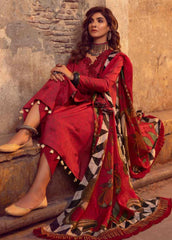 Kinaar by Shiza Hassan KSH20SS 01 GULAAL - Spring / Summer Collection
