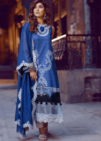 Kinaar by Shiza Hassan KSH20SS 03 FALAK - Spring / Summer Collection