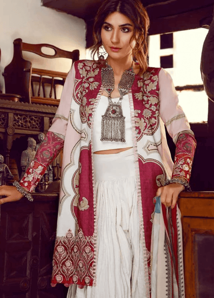 Kinaar by Shiza Hassan KSH20SS 05 RUBY - Spring / Summer Collection