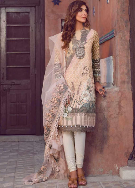 Kinaar by Shiza Hassan KSH20SS 06 KALI - Spring / Summer Collection
